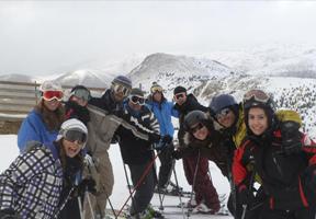 Cursos esqui madrid de lunes a viernes